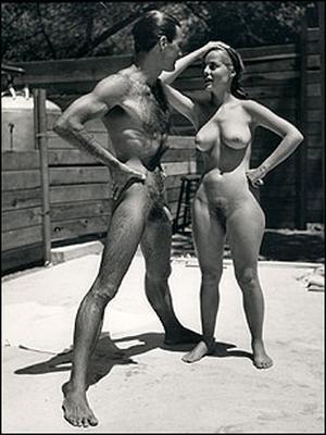Femme erotique annee 40